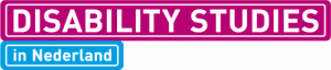 logo Disability Studies Nederland