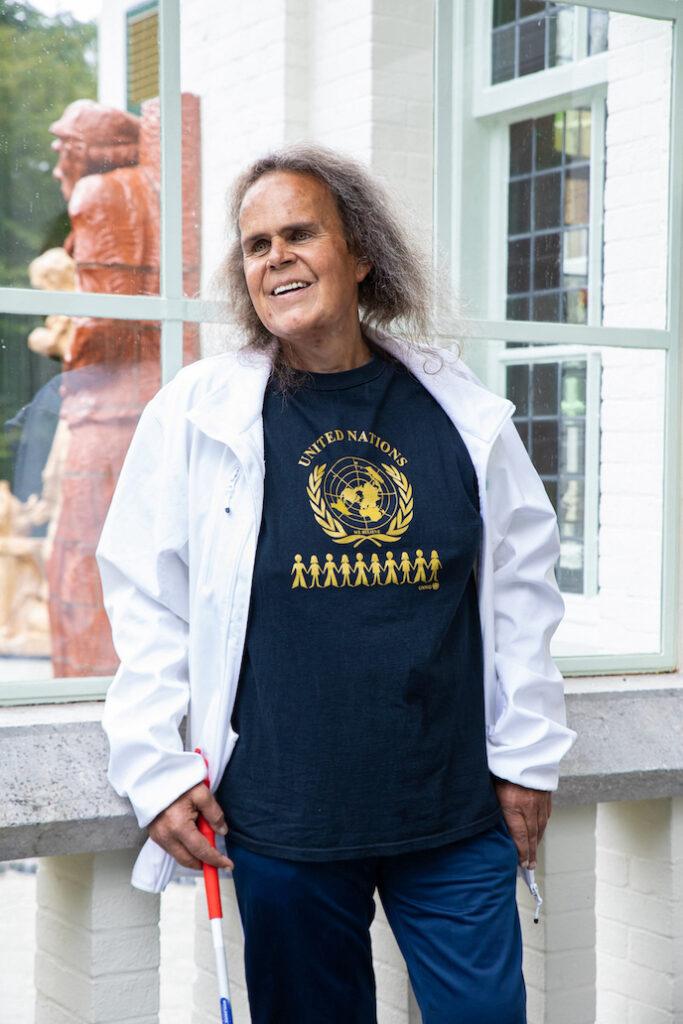 foto Ingrid Gale van Kranen - VN-ambassadeur